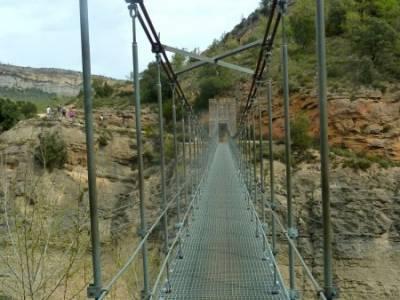 Montfalcó,Mont-rebei-Noguera Ribagorzana-Semana Santa; las lagunas de ruidera nacimiento del rio cu